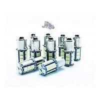 Bombillas led BA15S r5w y BA15S r10W (24 voltios)