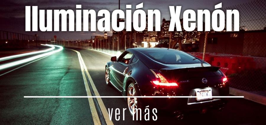 iluminacion de xenon